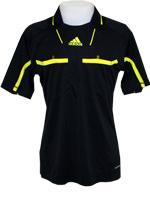 Camisa Referee ( Árbitro ) Preta
