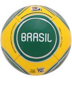 Bola WC Brasil Adidas Mini