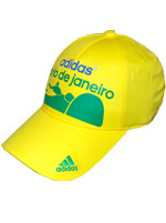 Boné Adidas All Rio Amarelo