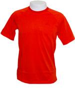 Camisa Adidas AESS Crew Tee Laranja