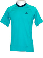 Camisa Adidas AESS Crew Tee Verde