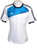 Camisa Adidas Predator UCL CL Branca