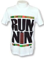 Camisa Adidas Running Culture Branca