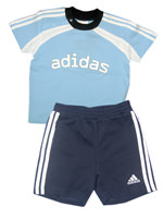 Conj. Infantil Lin. S Set - Azul