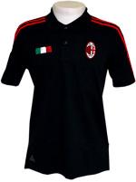 Camisa Polo Milan Adidas 2013 Preta