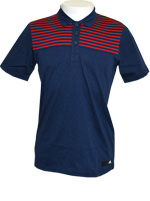 Camisa Polo Adidas Natural Seasonal Marinho