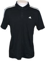 Camisa Polo Adidas RCT Trad Preta