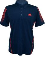 Camisa Polo Adidas Response Marinho