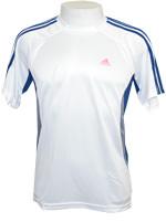 Camisa Clima 365 Refresh Tee Adidas Branca / Azul