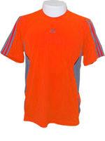 Camisa Clima 365 Refresh Tee Adidas Laranja