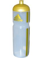 Squeeze Adidas 750 ML Transparente / Dourado