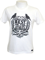 T-Shirt Adidas Best Athletes Branca