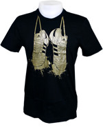 T-Shirt Adidas Boots GR Preta