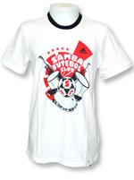 T-Shirt Adidas GR Brasil Samba Futebol Club