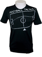 T-Shirt Adidas Tactics Tee Preta