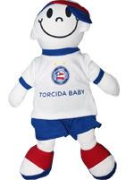 Boneco Junior Torcida Baby Bahia