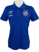 Camisa Polo Viagem Bahia Umbro Azul