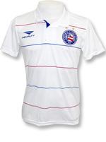 Camisa Viagem 1 Bahia 2016 Branca