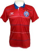 Camisa Viagem 2 Bahia 2016 Vermelha