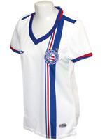 Camisa Feminina 1 Bahia Penalty 2015 Branca