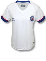 Camisa Feminina 1 Bahia Penalty 2016 Branca