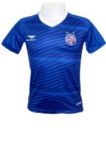 Camisa Juvenil Goleiro Bahia 2016 Azul