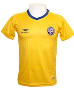 Camisa Juvenil Goleiro Bahia 2016 Amarela