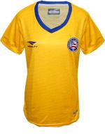 Camisa Feminina Goleiro Bahia 2016 Amarela