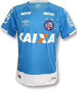 Camisa de Goleiro Bahia Umbro 2016 Azul
