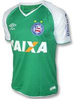 Camisa de Goleiro Bahia Umbro 2017 Verde
