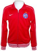 Jaqueta de Treino Bahia 2014 Nike Vermelha