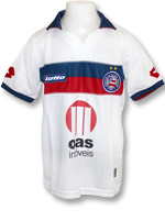 Camisa Juvenil Bahia Lotto Branca