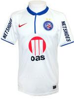 Camisa Jogo 1 Bahia Nike 13/14 Branca