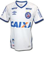 Camisa de Jogo 1 Bahia Umbro 2016 Branca