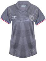 Camisa Feminina 3 Bahia Penalty 2015 Cinza