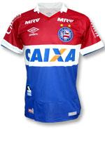 Camisa de Jogo 3 Bahia Umbro 2016/2017
