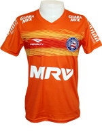 Camisa Treino Goleiro Bahia Penalty 2016 Laranja