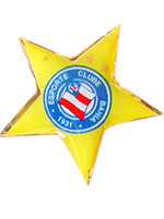 Pin Estrela Bahia