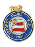 Pin Escudo Recortado Bahia