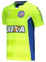 Camisa de Treino Bahia 2017 Amarela