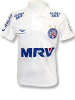Camisa de Treino CT Bahia Penalty 2016 Branca