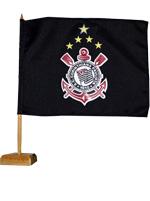 Bandeira de Mesa Corinthians