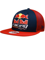Boné New Era 950 Red Bull Racing Marinho e Verm