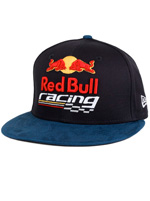 Boné New Era 950 Red Bull Racing Marinho
