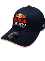 Boné New Era 3930 Red Bull Racing Marinho