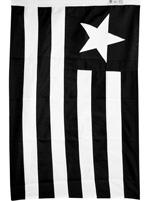 Bandeira 2P 128x90cm Botafogo Mitraud