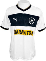 Camisa de Jogo Botafogo 2012 Puma Branca S/N