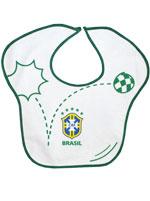 Babador Fun Torcida Baby Brasil