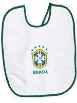 Babador Torcida Baby Brasil