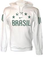 Blus�o Brasil Nike Branco